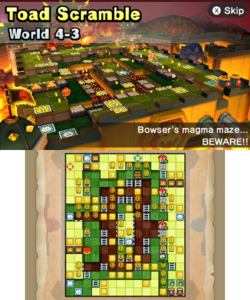 World 4-3 from Mario Party: Star Rush