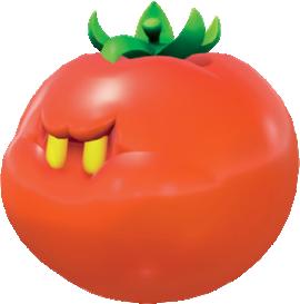 A Magmato in Super Mario Odyssey
