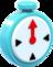 Plus Clock Artwork - Super Mario 3D World.png