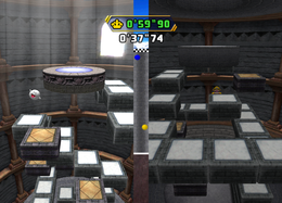Rotation Station from Mario Party 8