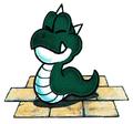 Snake Artwork - Mario Clash.png