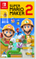 Super Mario Maker 2 South Africa boxart.png