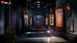 The Entrance Hall in Paranormal Productions