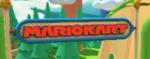 Mario Kart Tour Finish Line gate at 3DS Rock Rock Mountain T