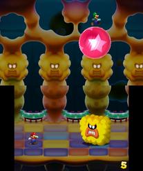 The Cholesteroad in Mario & Luigi: Bowser's Inside Story and Mario & Luigi: Bowser's Inside Story + Bowser Jr.'s Journey.