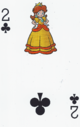 The Two of Clubs card from the NAP-02 deck.