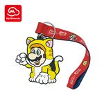 Cat Mario keychain My Nintendo reward