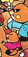 Red Tuxedo Monty Mole And Blue Tuxedo Mega Mole.png