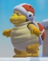 A Heavy Fire Bro from Super Mario Maker 2