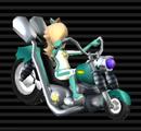 Rosalina's Wario Bike