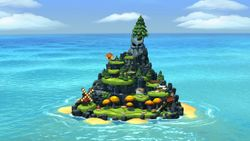Autumn Heights from Donkey Kong Country: Tropical Freeze