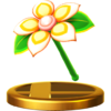 The Wii U version of the Lip's Stick trophy