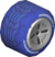 The Std_BlueSilver tires from Mario Kart Tour