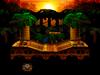 Kongo Jungle from Super Smash Bros. Melee.