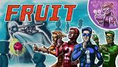 Fruit title screen