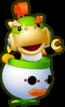 Mini Bowser Jr., from Mini Mario & Friends: amiibo Challenge