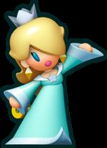 Mini Rosalina, from Mini Mario & Friends: amiibo Challenge
