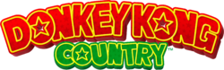 Logo for the Donkey Kong Country series, used in Tropical Freeze.