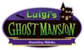 Luigi's Ghost Mansion logo of Nintendo Land
