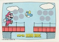 A Nintendo Game Pack scratch-off game card of Super Mario Bros. (Screen 8 of 10)