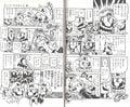 Tanoomba in the Super Mario-Kun volume 36
