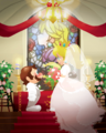 SMO Concept Art Union of Mario and Peach.png