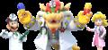 DMW Dr Luigi, Dr Bowser and Dr Peach.png