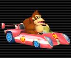 Donkey Kong's Jetsetter