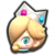 Baby Rosalina's icon from Mario Kart Tour