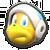 Ice Bro's icon from Mario Kart Tour