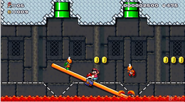 SMM2 Wobbly Seesaw Castle.png
