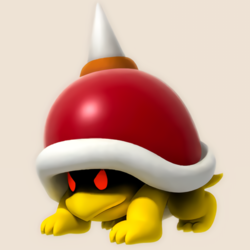 Spike Top in Super Mario Party