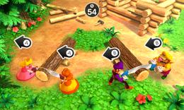 Looney Lumberjacks from Mario Party: The Top 100