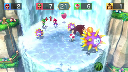Fruit of the Doom, from Mario Party 10.