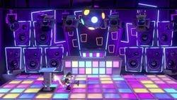 Dance Floor, The Dance Hall, Luigi's Mansion 3.