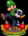Luigi Artwork - Mario Party 5.png