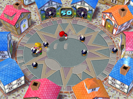 Dodge Bomb from Mario Party 5
