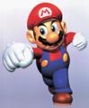 Mario Punch Artwork (alt) - Super Mario 64.png