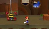 Rustle Burrow (Paper Mario: Sticker Star)