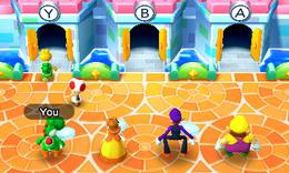 Three Door Monty from Mario Party: The Top 100