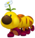 Icon of Wiggler from Dr. Mario World