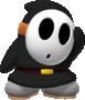 Black Shy Guy from Mario Kart Tour