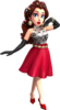 Pauline (Party Time) from Mario Kart Tour