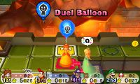 Duel Balloon from Mario Party: Star Rush
