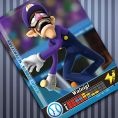 Option in a Play Nintendo opinion poll on who to pick as a leader in baseball and soccer in Mario Sports Superstars. Original filename: <tt>1x1-MSS_team_capt_waluigi.6ef5f3152e16d0ba.jpg</tt>