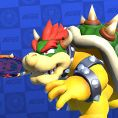 Picture of Bowser from Mario Tennis Aces Fun Trivia Quiz