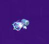 The Skolar Gun from Mario Party 5s Super Duel Mode.