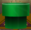 Screenshot of a Warp Pipe from Mario Party 4