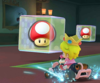 The icon of the Birdo Cup challenge from the 2020 Halloween Tour in Mario Kart Tour