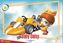 Baby Daisy trading card
